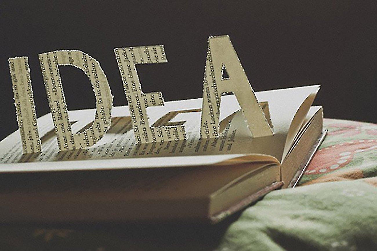 book content idea