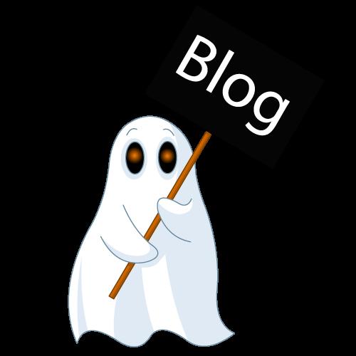 hiring a ghost blogger