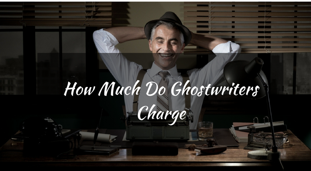 Ghostwriter fees ghost writer itu apa