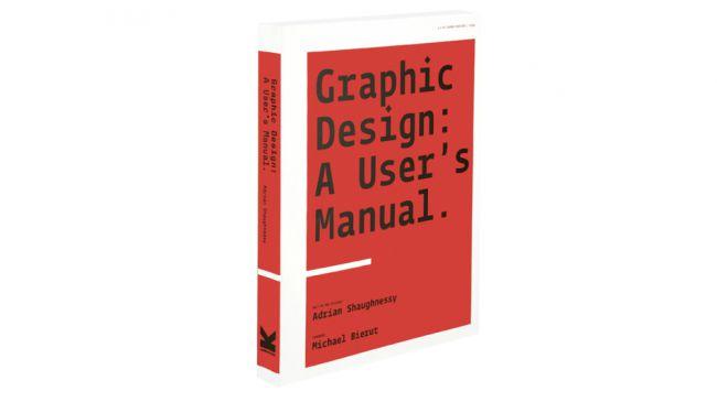graphic design user manual book