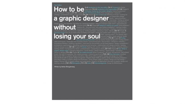 be a Graphic Designer Without Losing Your Soul